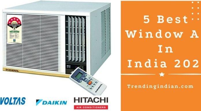 5 Best Window AC in India 2020